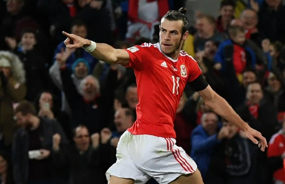 Bale pasó de la felicidad...(Foto: AFP)