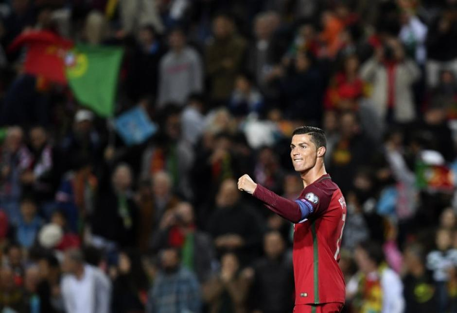 Sin embargo, como ya es costumbre, apareció con otros dos goles. (Foto: AFP)