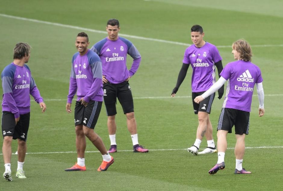 Luka Modric también está listo después de su lesión. (Foto: AFP)