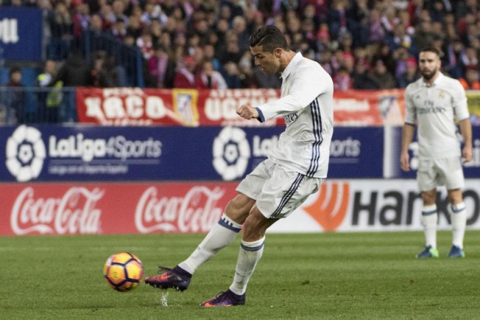 El delantero Portugues fue determinante nuevamente en el cuadro merengue. (Foto: CURTO DE LA TORRE/AFP)