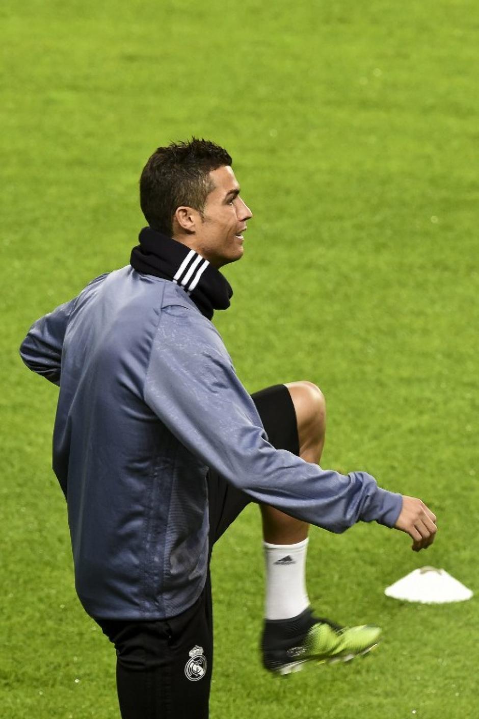 Es la primera vez que el portugués vuelve a casa. (Foto: AFP)