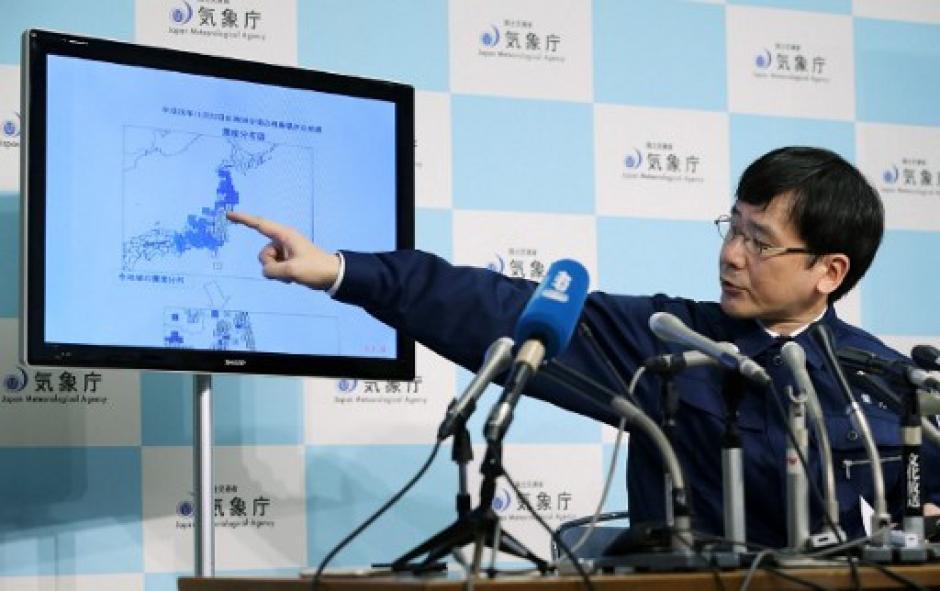 El terremoto afectó varias zonas de Japón. (Foto: AFP)