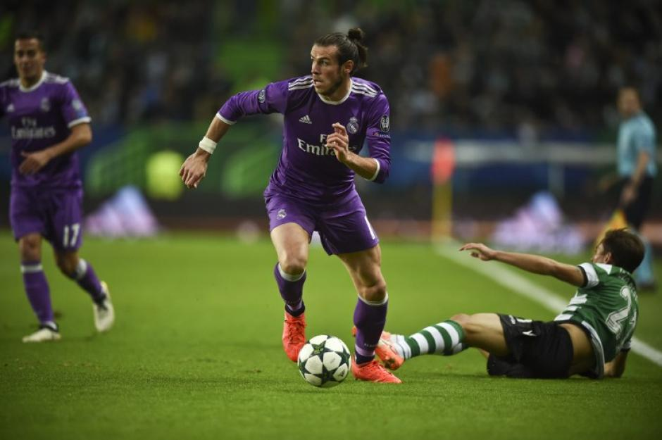 Bale no jugará ante el Barça el 3 de diciembre. (Foto: AFP)