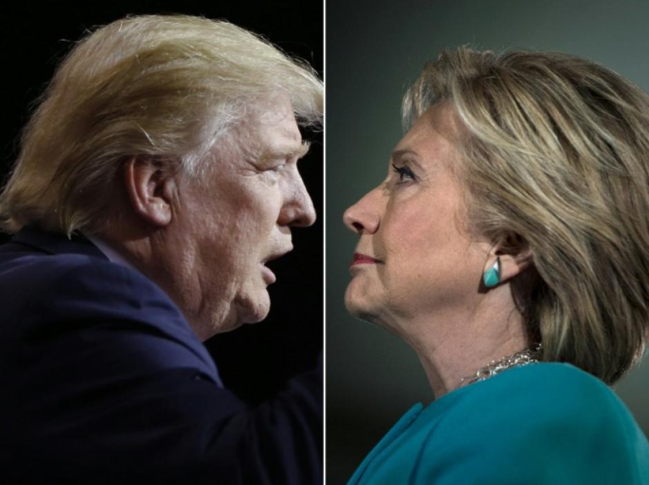 Trump denuncia que hubo votos ilegales durante las recientes elecciones en Estados Unidos. (Foto: AFP)