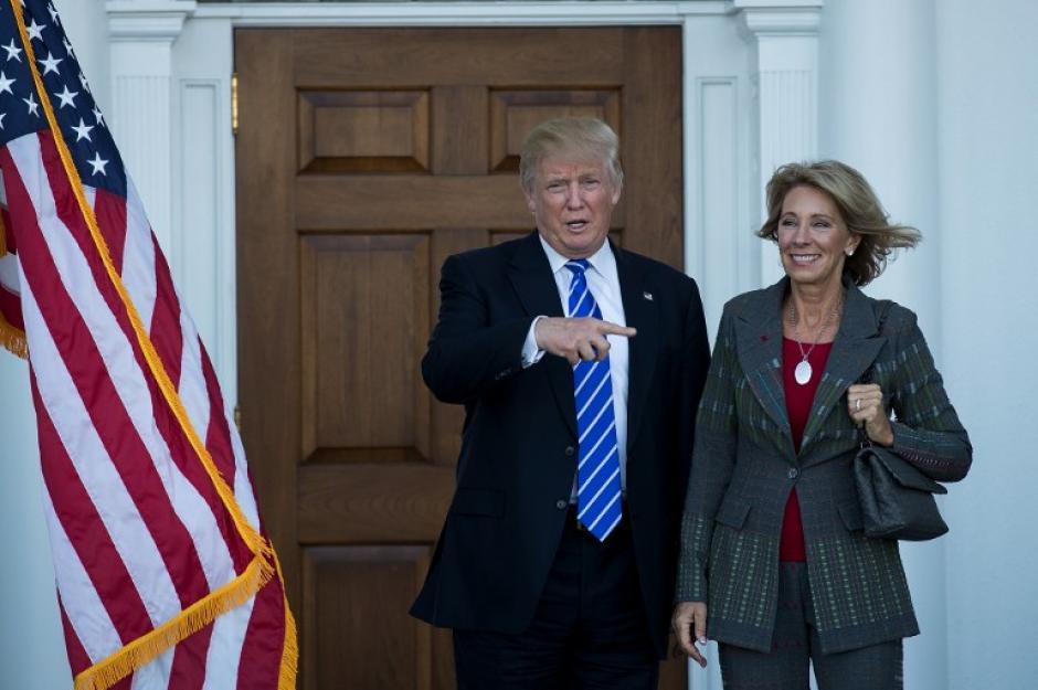 Trump ha dicho que el acuerdo alcanzado debe romperse. (Foto: AFP)
