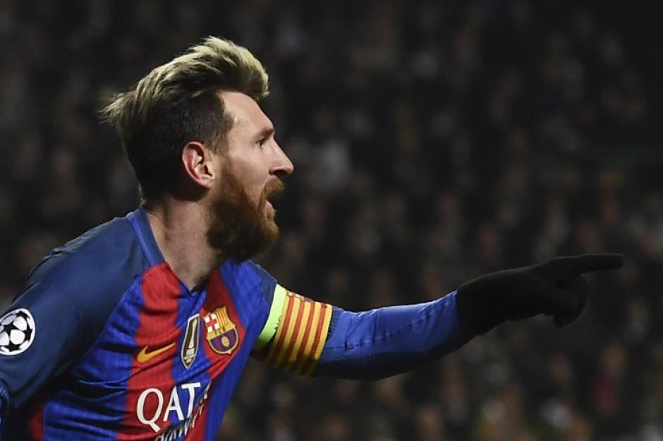 Messi es el máximo goleador del torneo con nueve anotaciones. (Foto: AFP)