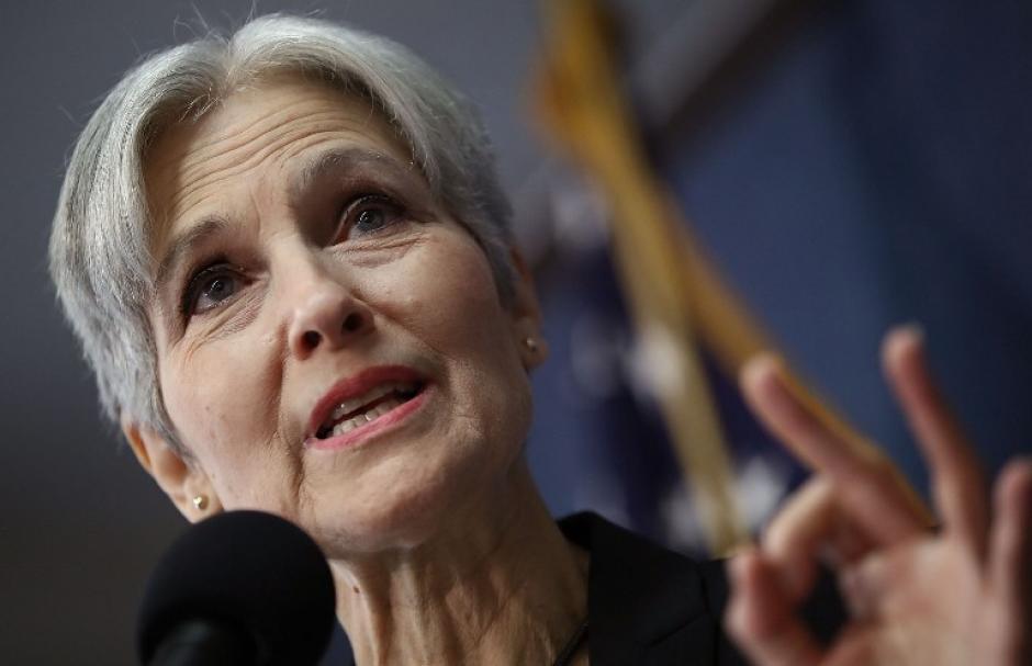 Jill Stein fue quien solicitó el recuento de votos en Wisconsin. (Foto: AFP)