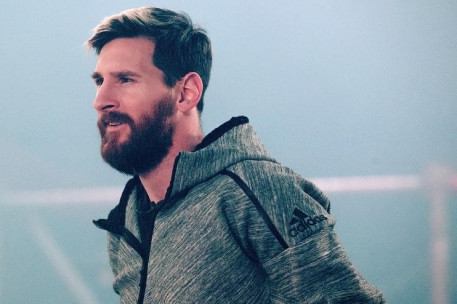 Messi sigue sin renovar su contrato. (Foto: AFP)