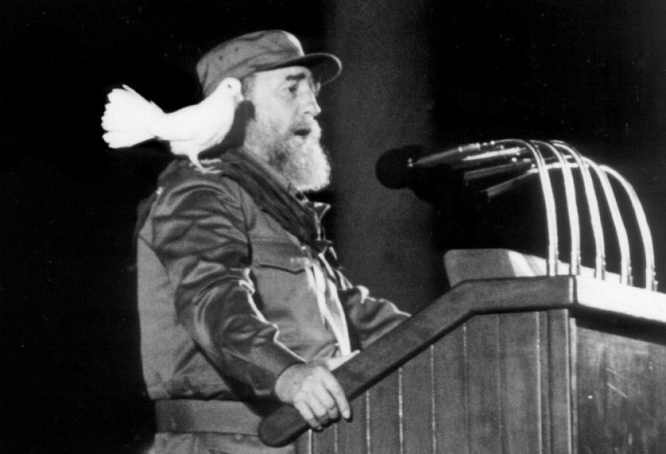 Castro murió la noche del 25 de noviembre. (Foto: AFP)