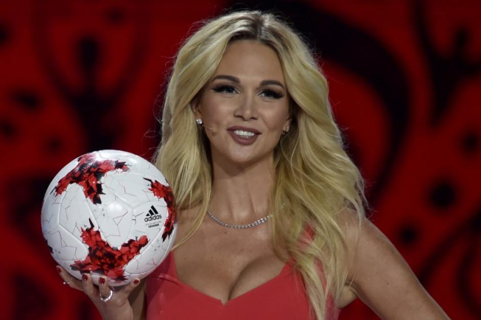 Lopyreva tiene 33 años y fue Miss Rusia. (Foto: AFP)
