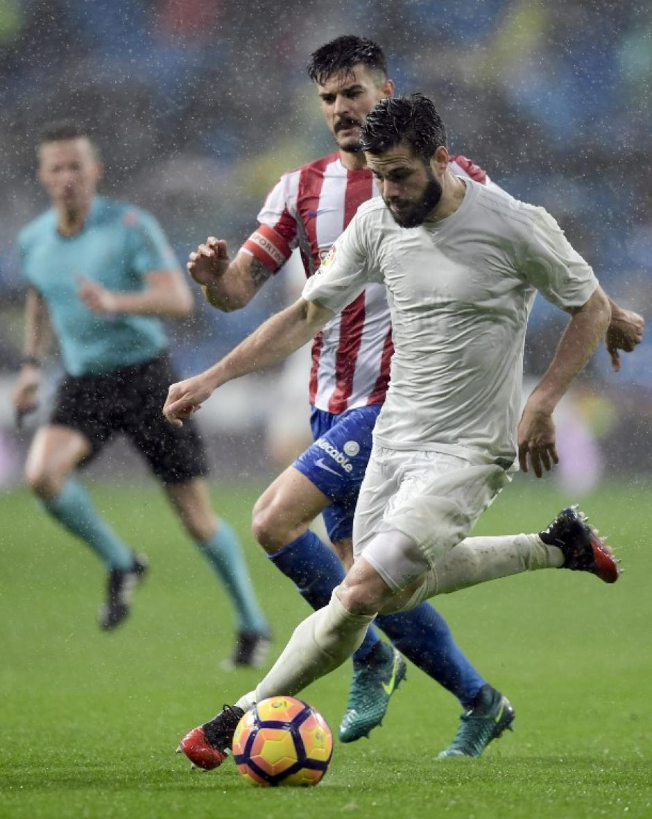 El próximo partido es el clásico...¿se ganó sus minutos? (Foto: AFP)