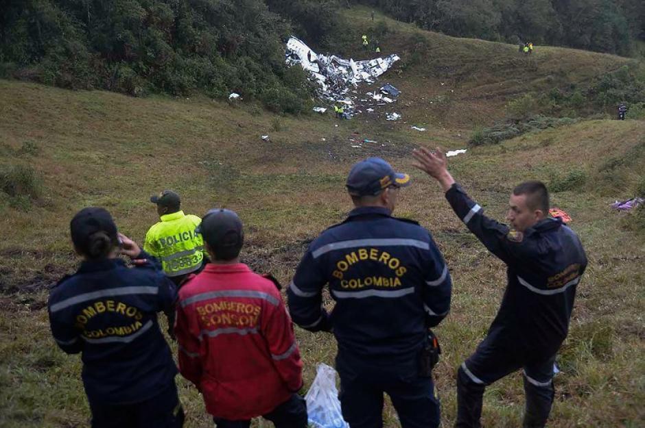 """El piloto reportó """"falla total eléctrica"""". (Foto: AFP)"""