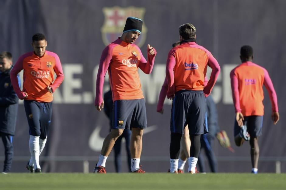 El Barcelona está obligado a ganar. (Foto: AFP)