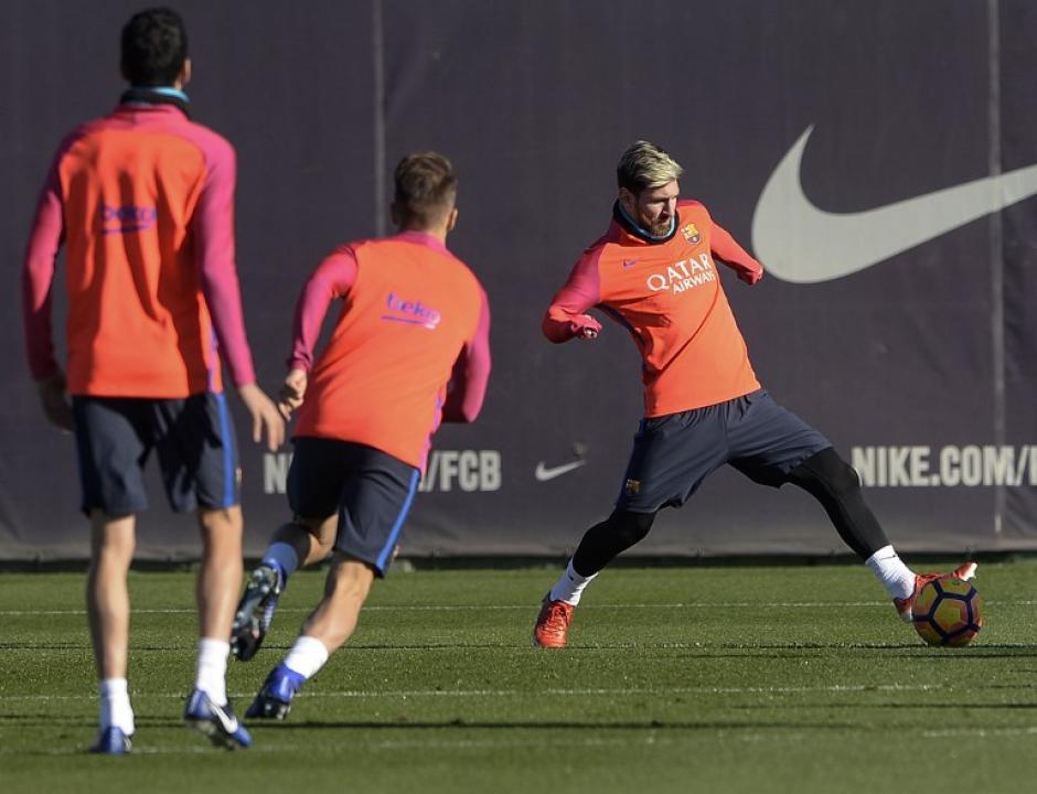 El Barcelona jugará en casa y obligado a ganar. (Foto: AFP)