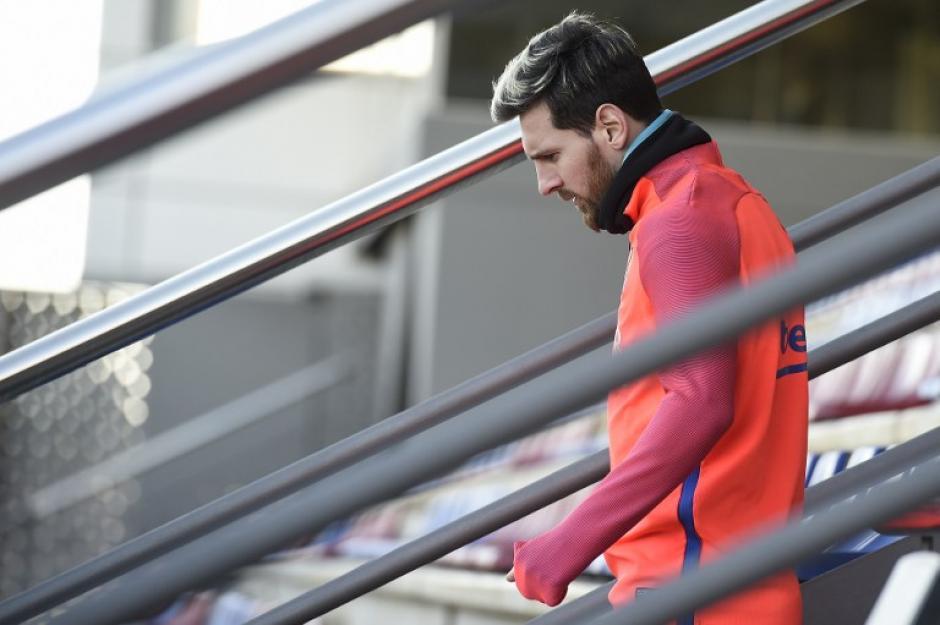 Messi está en condiciones para jugar. (Foto: AFP)