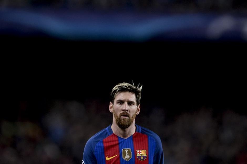 Lionel Messi no ha renovado con el Barcelona. (Foto: AFP)