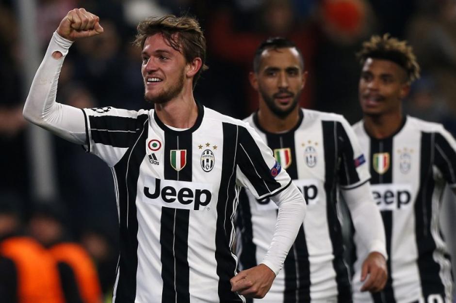 La Juve ganó y pasó como primer lugar. (Foto: AFP)