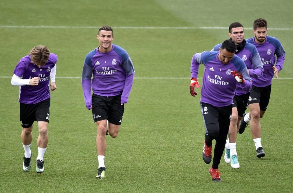El Real Madrid jugará contra el América el jueves en la madrugada. (Foto: AFP)