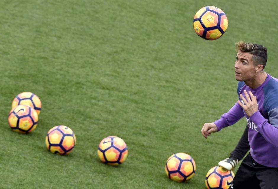 Se especula que el portugués no juegue este fin de semana. (Foto: AFP)