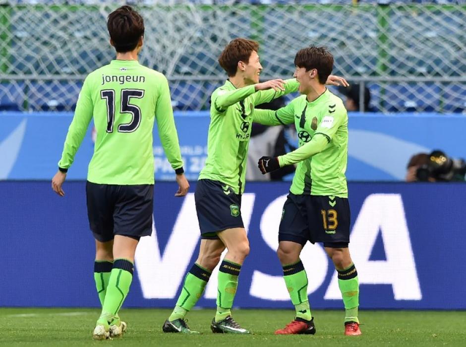 Los coreanos se adelantaron pero no pudieron aguantar. (Foto: AFP)