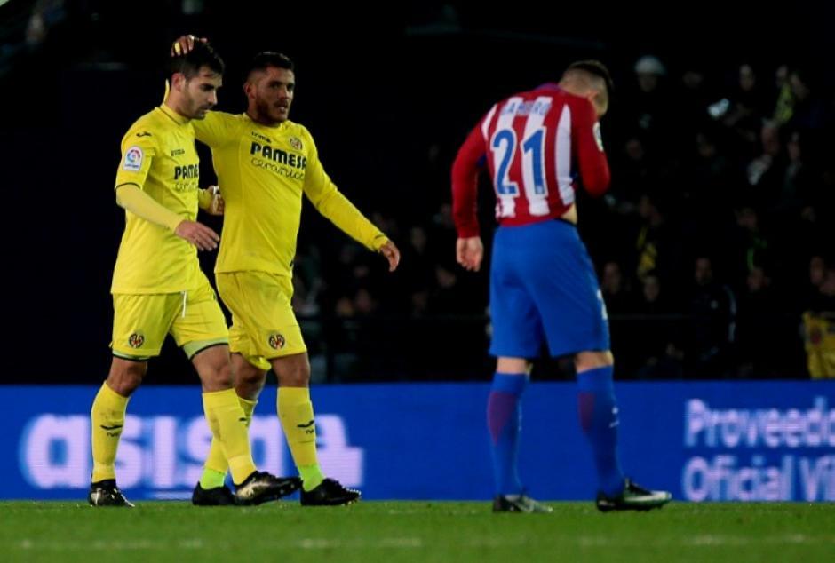El Villarreal fue mejor en su casa. (Foto: AFP)