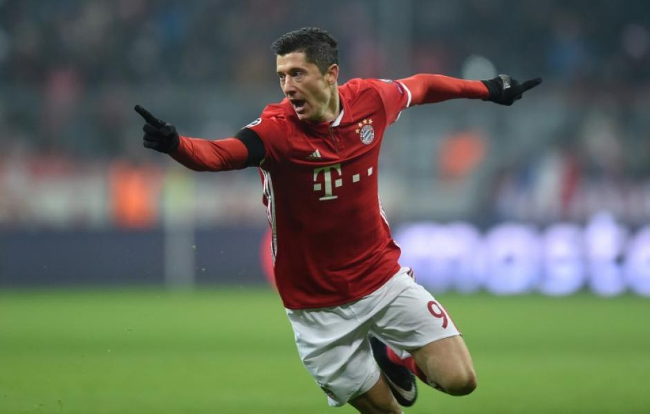 """El delantero del Bayern cree que todo es un """"show"""". (Foto: AFP)"""