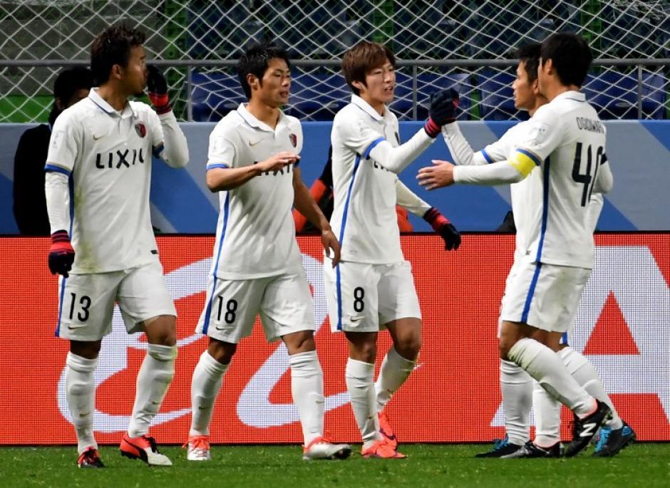 Los Kashima Antlers esperan al Real Madrid o al América. (Foto: AFP)