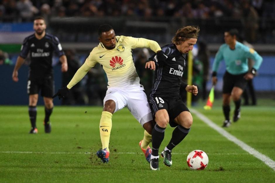 Luka Modric criticó con dureza al videoarbitraje. (Foto: AFP)