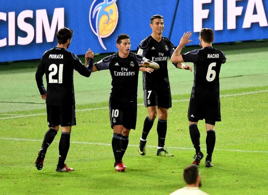 El gol de Cristiano fue anulado... y después lo dieron por válido. (Foto: AFP)