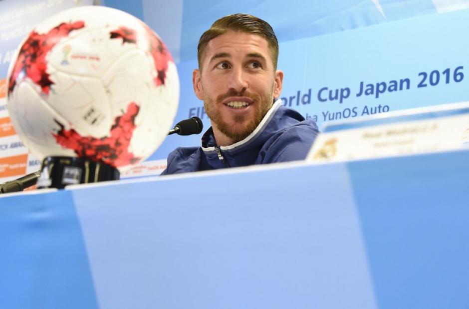 Sergio Ramos criticó a su compañero. (Foto: AFP)