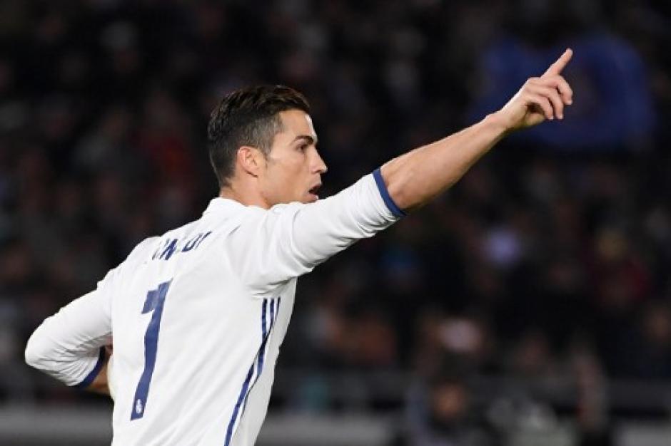 Cristiano Ronaldo anotó un triplete, para ser el héroe del partido. (Foto: Toshifumi Kitamura/AFP)