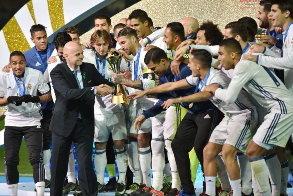 Han sido meses seguidos de solo buenas noticias para el Madrid. (Foto: AFP)
