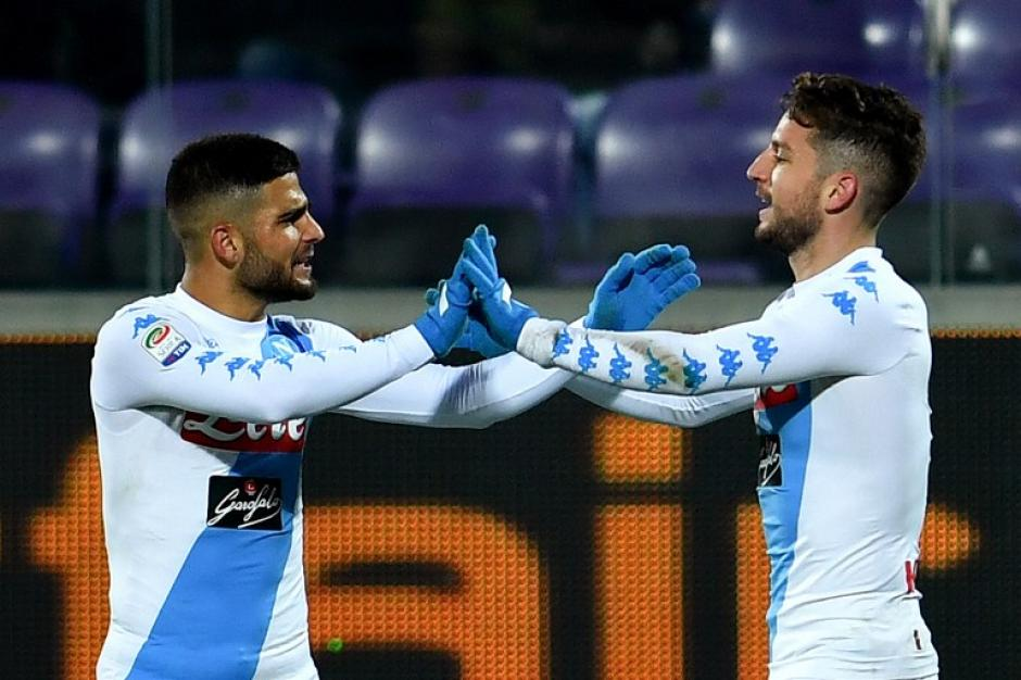 El Napoli es el rival del Real Madrid en la Champions League. (Foto: AFP)