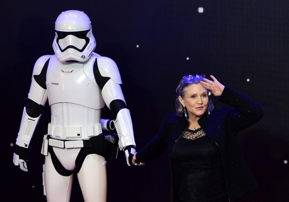 La actriz había firmado un contrato con Disney. (Foto: AFP)
