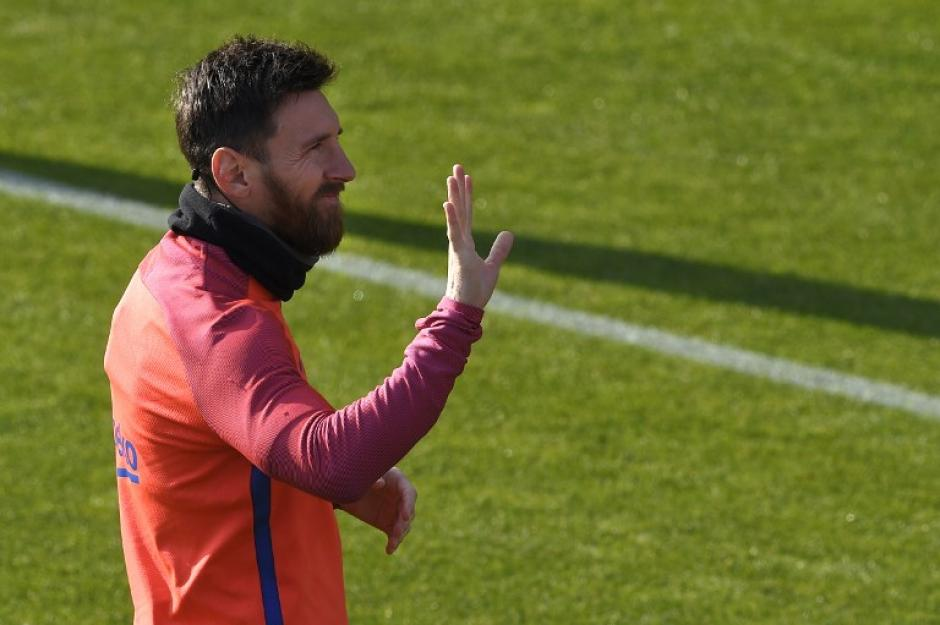 El Barcelona enfrentará al Athletic de Bilbao por la Copa del Rey. (Foto: AFP)
