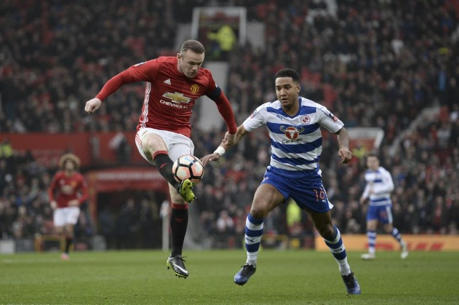 Wayne Rooney es una de las estrellas actuales e históricas del Manchester United. (Foto: AFP)