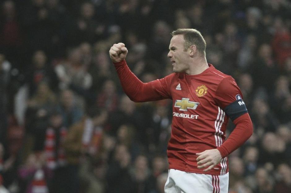 Un rival rechazó intercambiar camisetas con Rooney. (Foto: AFP)