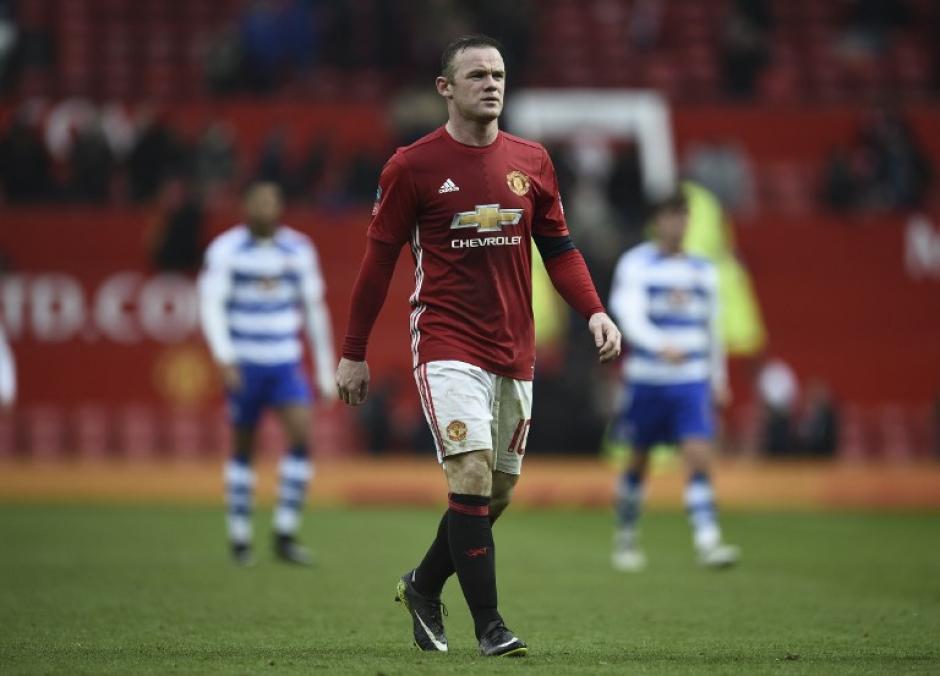 El histórico goleador del United se mostró sorprendido. (Foto: AFP)