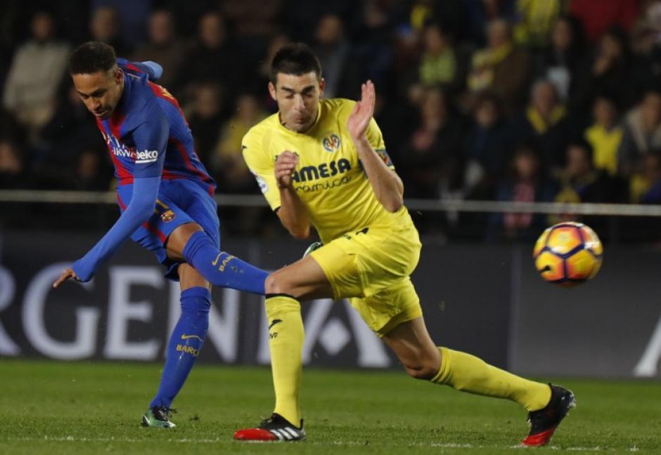 El Barcelona no empezó con buen pie el 2017. (Foto: AFP)