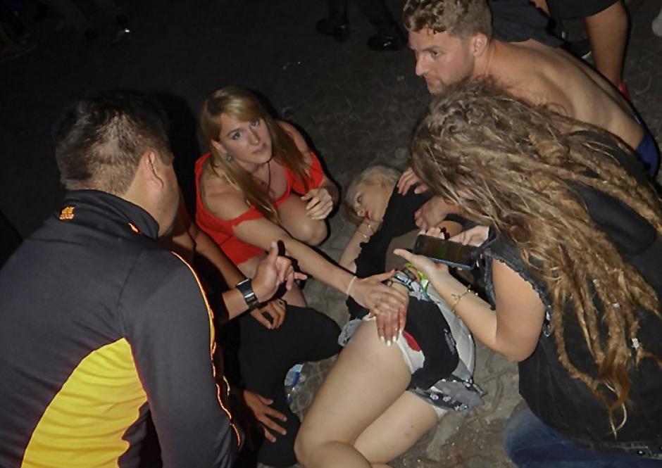 El ataque dejó 5 muertos y 15 heridos. (Foto: AFP)