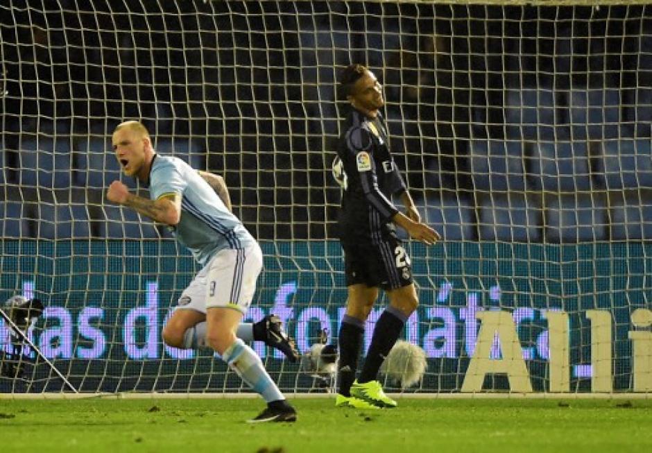 El Celta se impuso 4-3 en el global al poderoso Real Madrid. (Foto: AFP)