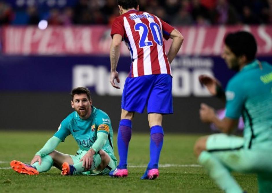 Messi como siempre hizo diferencia.  (Foto: AFP)