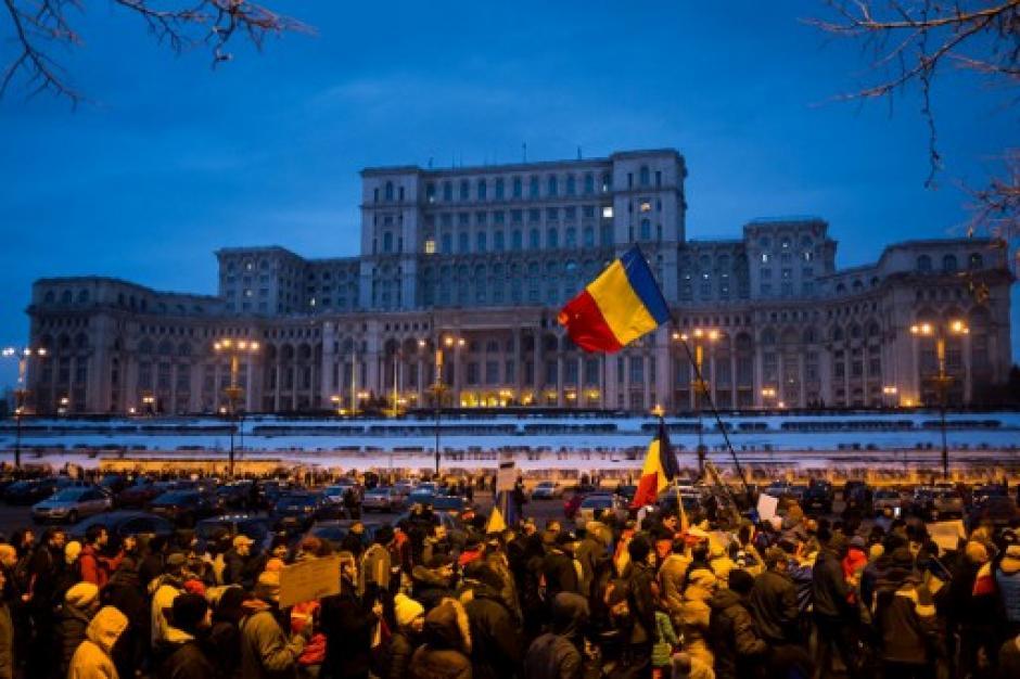 El pasado 31 de enero, alrededor de 200 mil personas manifestaron en contra del decreto. (Foto: AFP)