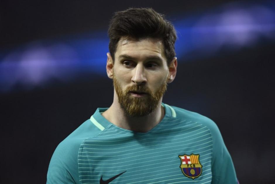 Messi no ocultó su frustración tras un juego decepcionante. (Foto: AFP)