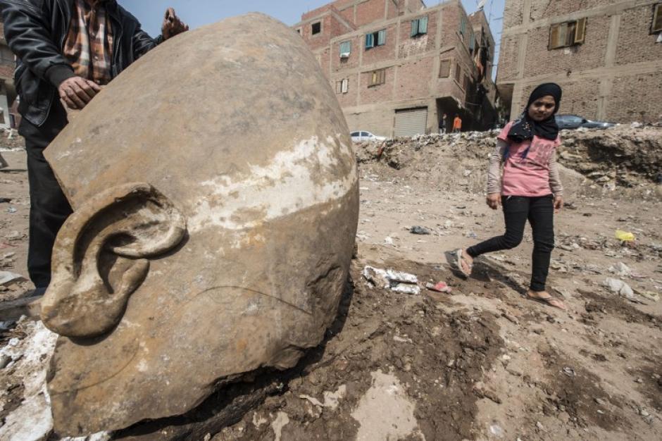 Los investigadores suponen que se trata del mayor descubrimiento en Egipto. (Foto: AFP)