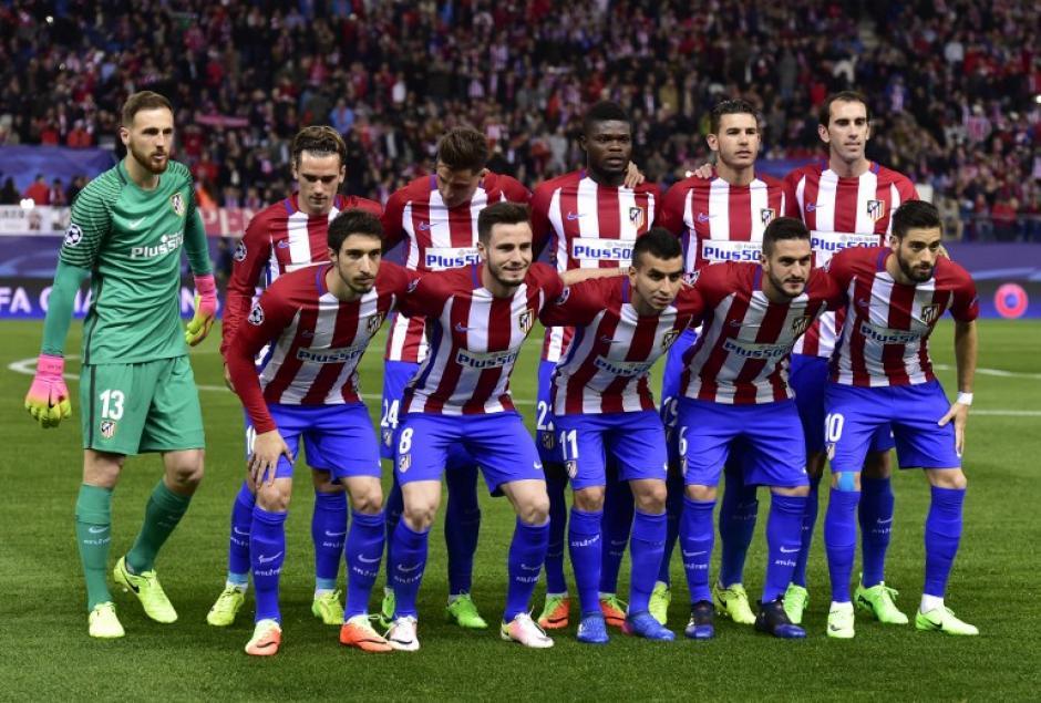 El Atlético busca su tercera final de Champions League. (Foto: AFP)
