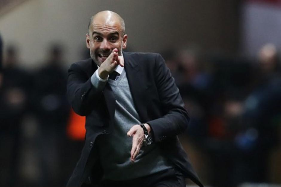 Guardiola suma un fracaso en Inglaterra. (Foto: AFP)