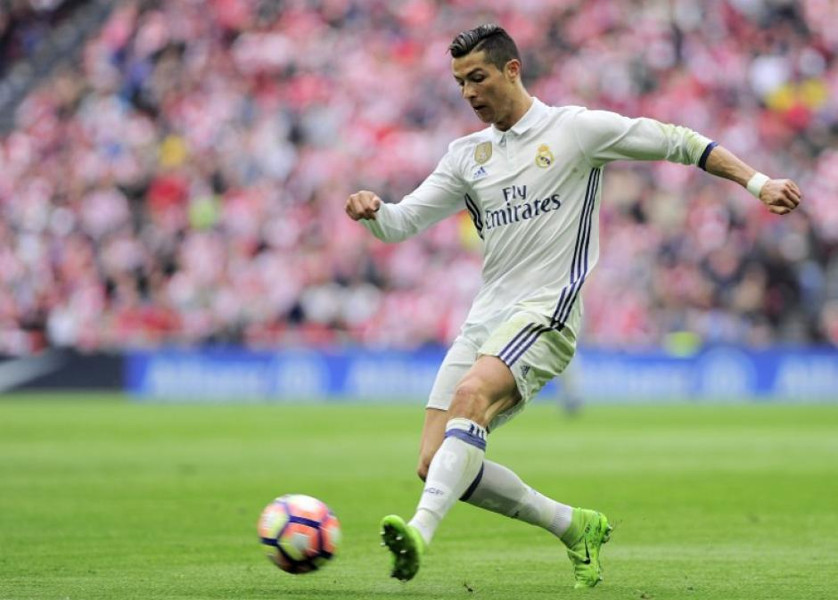El portugués quería concluir el encuentro hasta el último segundo. (Foto: AFP)