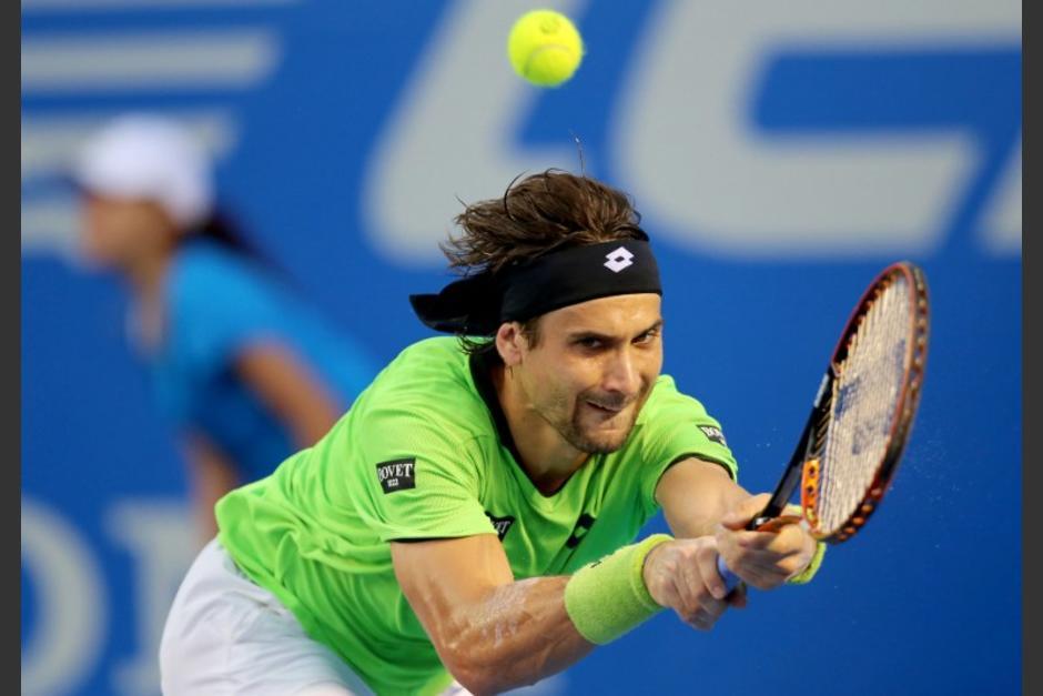 David Ferrer es el octavo puesto del escalafón mundial de la ATP, el cual está liderado por Novak Djokovic
