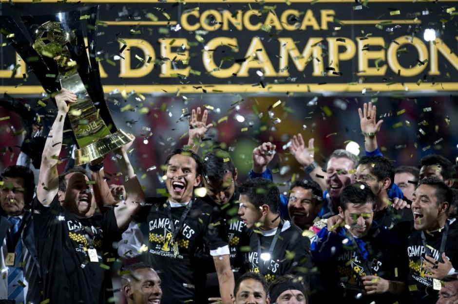 El Cruz Azul es el rey de la CONCACAF tras haber conseguidos tres subcampeonatos en el torneo de clubes más importante de la región